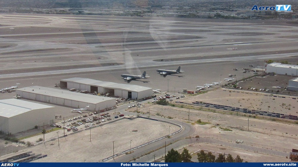AeroTV - Boeing KC-135R Stratotanker