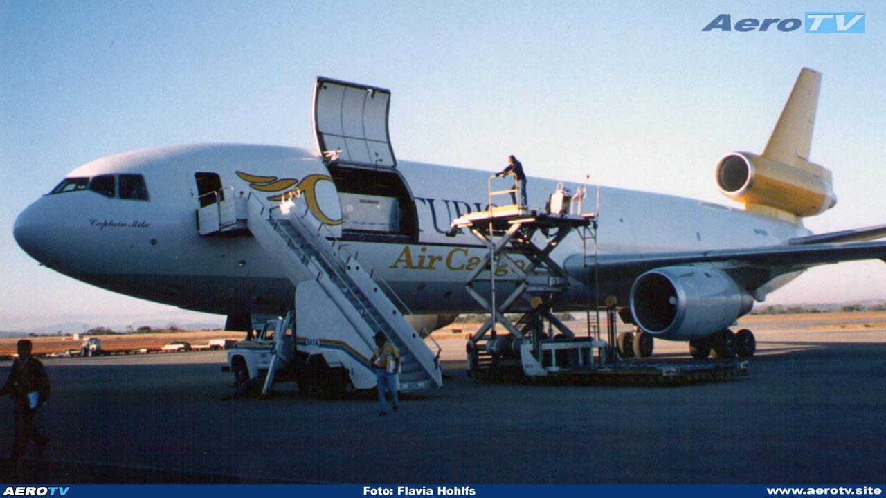 AeroTV - DC10 da Centurion em CNF