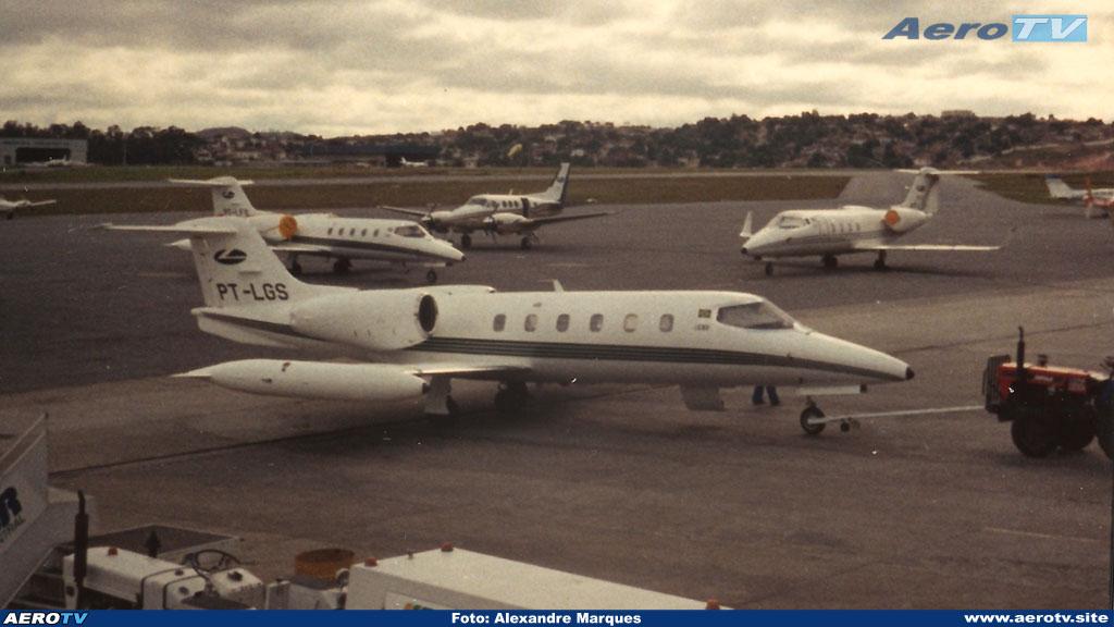 AeroTV - Learjet 35 PT-LGS