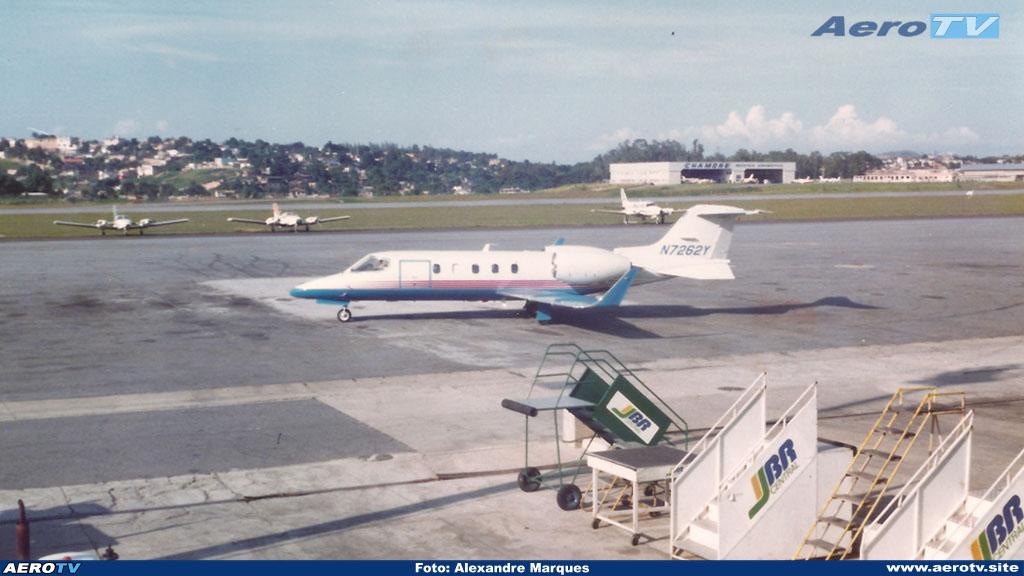 AeroTV - Learjet 31 PT-LVO