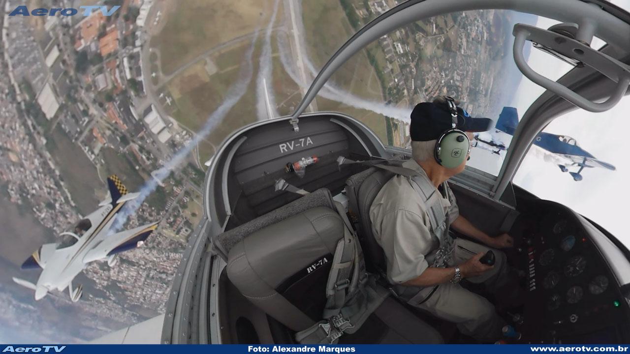 AeroTV - Esquadrilha Ceu no Musal Airshow 2017