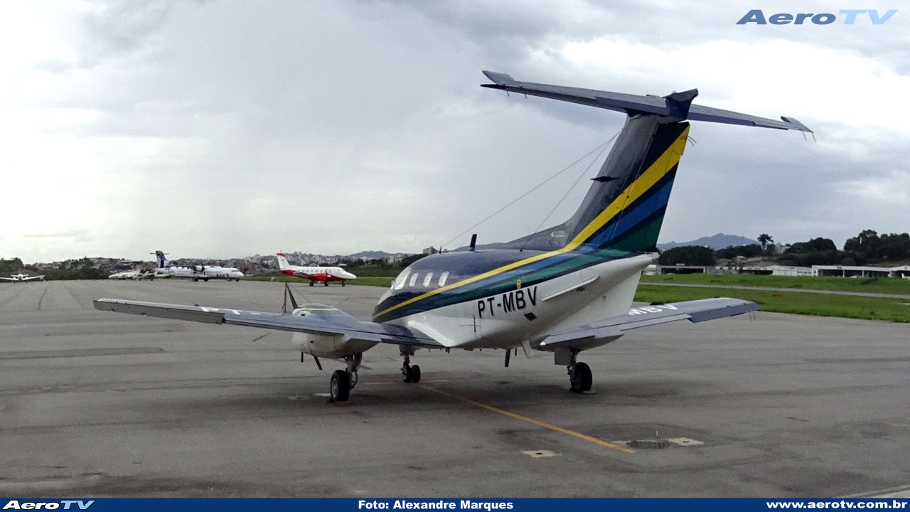 AeroTV - Embraer Xingu PT MBV