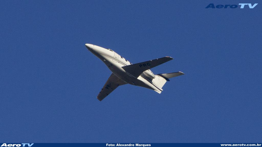 AeroTV - Beechcraft 390 Premier matrícula PR PRC da Lider