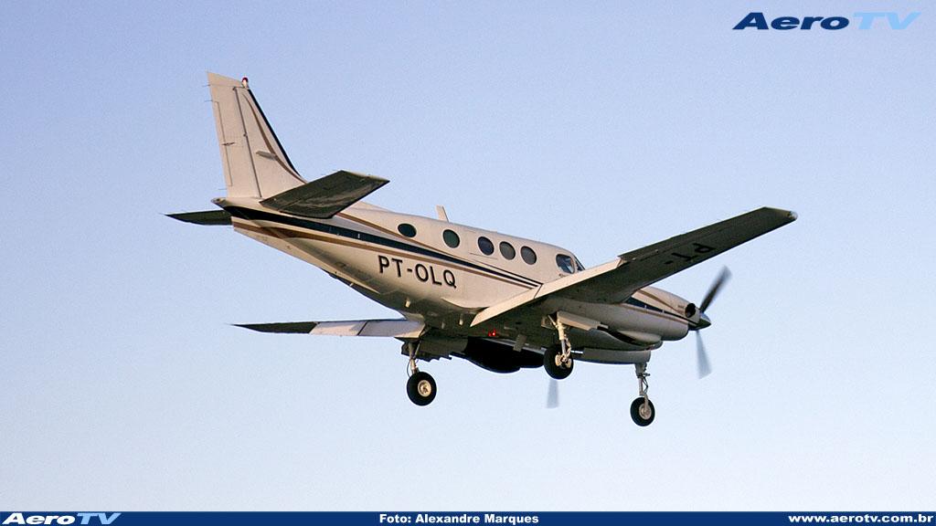 AeroTV - Beech King Air C90 PT OLQ