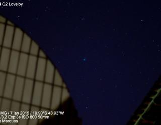 AeroTv - Cometa Lovejoy
