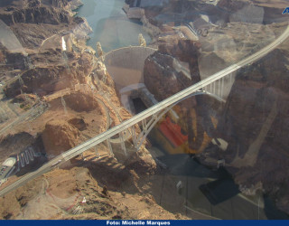 AeroTv - Represa Hoover Dam