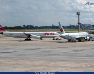AeroTv - Swissair e Air Canada