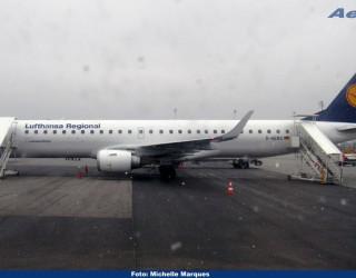 AeroTv - ERJ195 da Lufthansa