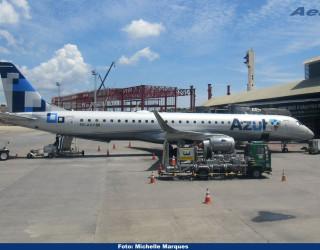 AeroTv - ERJ 195 da Azul/Trip