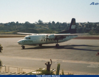 AeroTv - Fokker F27 da BR Central