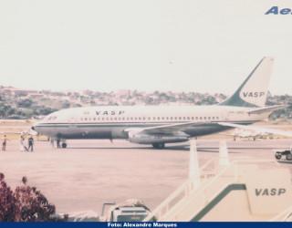AeroTv - Brega da Vasp na Pampulha em 1980
