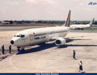 AeroTv - Boeing 737 4Y0 da TransBrasil PT TEL