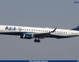 AeroTv - Embraer ERJ 195AR da Azul PR AYC