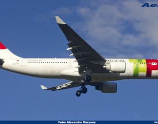 AeroTv - Airbus A330 da TAP matrícula CS TOF
