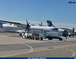 AeroTv - ATR 72 matrícula PP PTU e ATR 42 PP PTJ da Trip