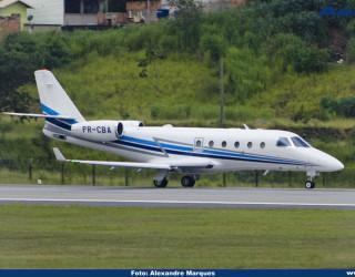 AeroTv - Gulfstream G150 PR CBA