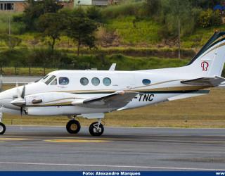 AeroTv - Beech King Air C90A PR-TNC