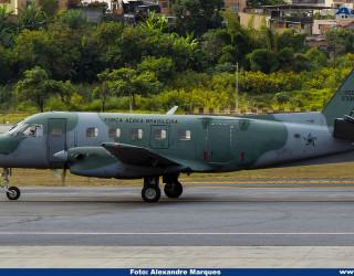 AeroTv - Embraer C 95CM Bandeirante matrícula FAB 2339