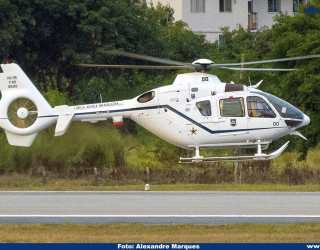 AeroTv - Eurocopter VH 35 da FAB