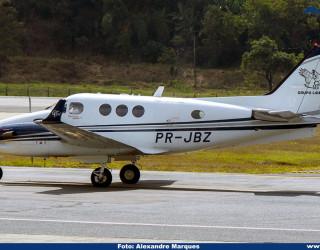 AeroTv - Beech King Air C90 GTX matrícula PR JBZ