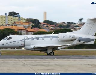 AeroTv - Embraer Phenom 300 PT PVB