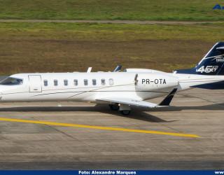 AeroTv - Learjet 45 da Helisul PR OTA