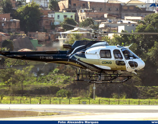 AeroTv - Helicóptero Esquilo da Cemig PP MHD