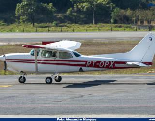 AeroTv - Cessna 172 RG Cutlass II PT OPX