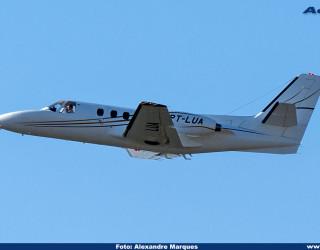 AeroTv - Cessna 500 Citation I PT LUA