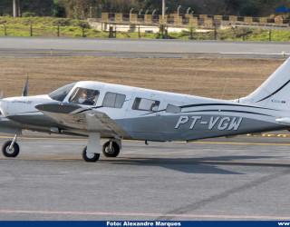 AeroTv - Piper Sêneca III PT-VGW