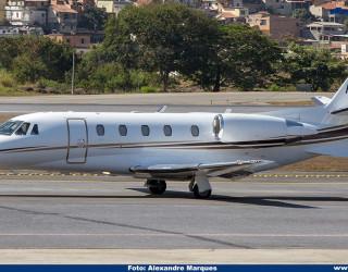 AeroTv - Cessna Citation Excel PP-ADD