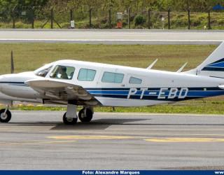 AeroTv - Embraer Emb-810C Seneca PT-EBD
