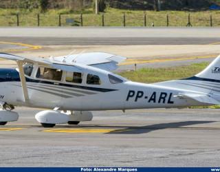 AeroTv - Cessna T206H Stationair PP-ARL