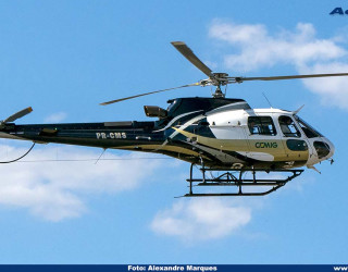 AeroTv - Airbus Helicopters H125  PR-CMS