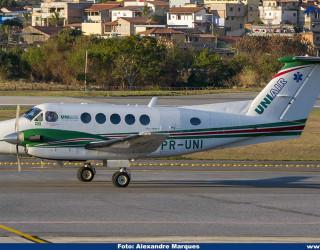 AeroTv - Beechcraft King Air 200GT PR-UNI