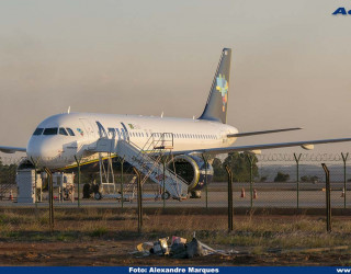 AeroTv - Airbus A320 251N da Azul PR YRU
