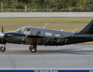 AeroTv - Piper PA-34 Seneca IV PT-WFY