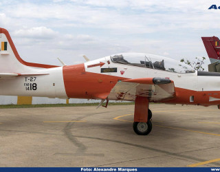 AeroTv - Embraer T 27 Tucano FAB 1418