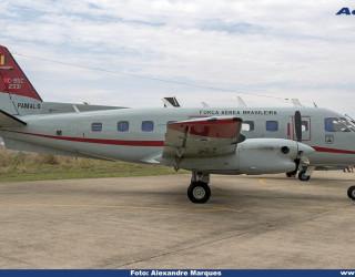 AeroTv - Embraer C 95 Bandeirante FAB2331