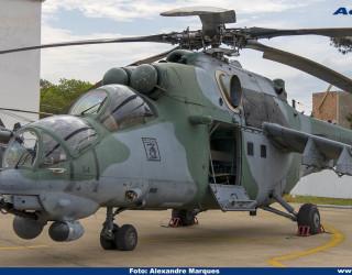 AeroTv - Helicóptero Mil Mi 35 FAB8954