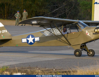 AeroTv - Piper L 4 Cub  PT ZPA
