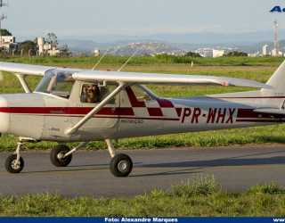 AeroTv - Cessna 152 PR-WHX