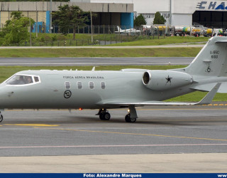 AeroTv - Learjet 55C  FAB 6100
