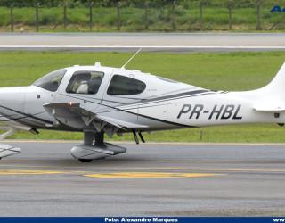 AeroTv - Cirrus SR22 Grand PR HBL