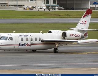 AeroTv - IAI 1124 Westwind PR OMX