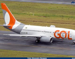 AeroTv - Boeing 737 700 PR-GON da Gol