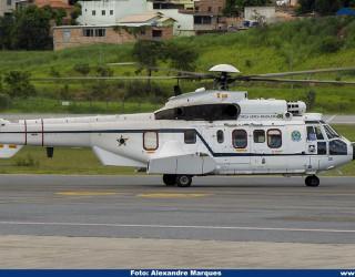 AeroTv - Helicóptero Caracal VH36 FAB8506