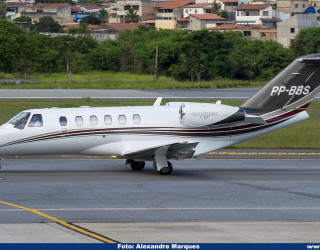 AeroTv - Cessna CitationJet CJ2 PP-BBS