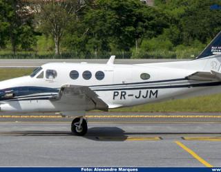 AeroTv - King Air C 90GTI PR-JJM