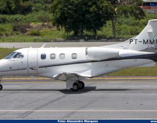 AeroTv - Embraer Phenom 100 PT-MMP